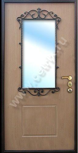 двери металлические с зеркалами в наро фоминске
