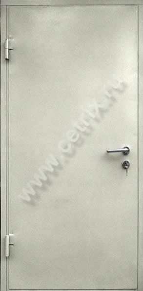 стальная дверь с вентиляционной решеткой производителя для производственных зданий цена