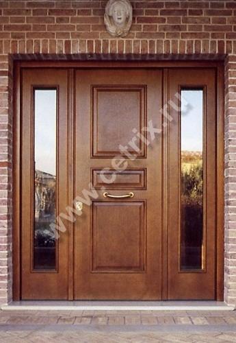 наружняя входная дверь