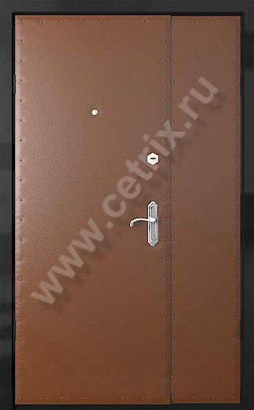 стальные тамбурные двери в коломне