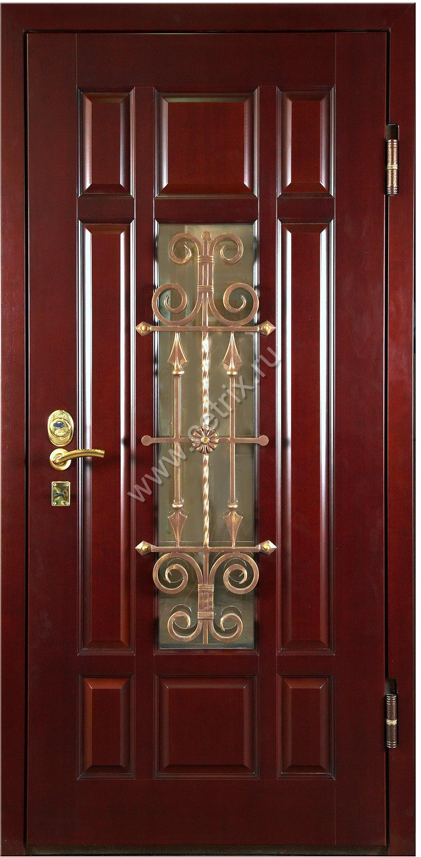двер входные металические