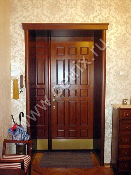 Ремонт железных входных дверей москва