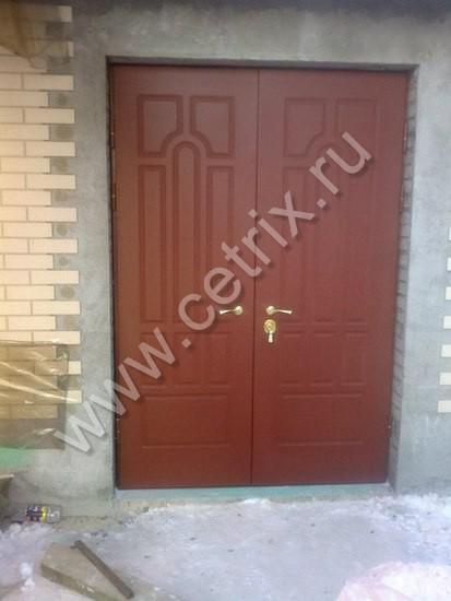 железный двер от производителя