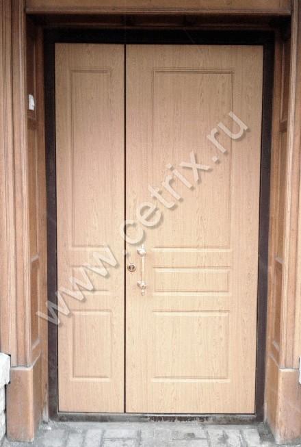 установка железной двери из волоколамска цена