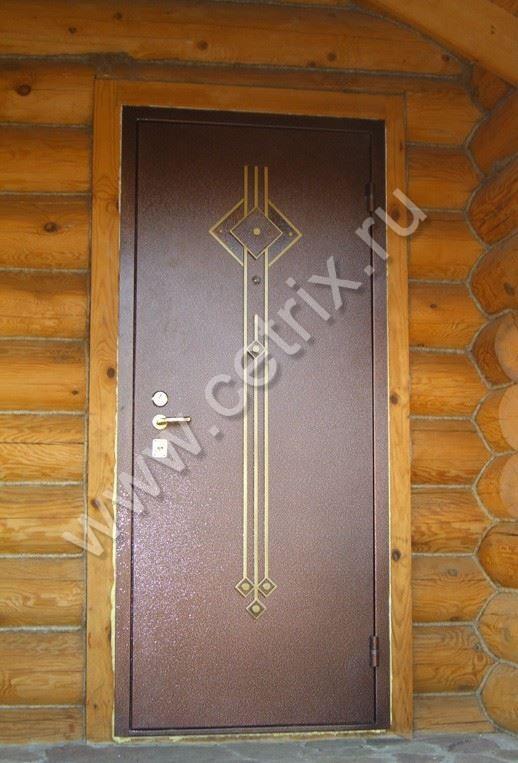 нужна ли дорогая входная дверь